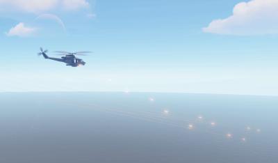 Nouveau plugin pour commander un hélicoptère.