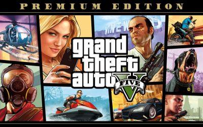 Grand Theft Auto V : Édition Premium