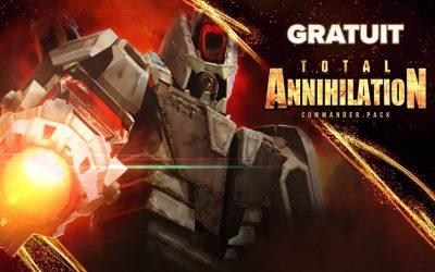 Total Annihilation – Commander Pack