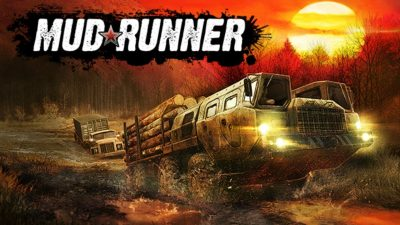 MudRunner + 3 DLCs (Old-timers, The Ridge et The Valley)
