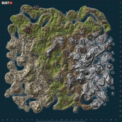 Nouvelle MAP pour le wipe du 3/12/2020