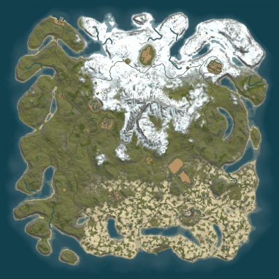 Nouvelle MAP pour le wipe du 4/2/2021