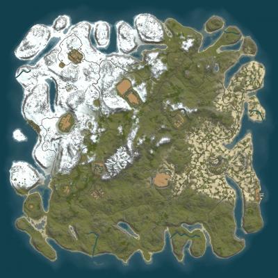 Nouvelle MAP pour le wipe du 7/01/2021