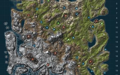 Nouvelle MAP pour le wipe du 1/4/2021