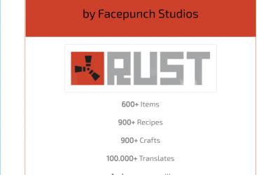 CraftPedia.net – RUST