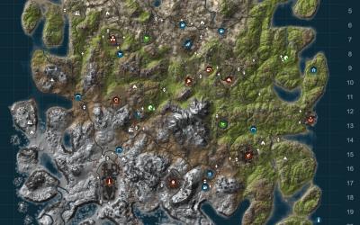 Nouvelle MAP pour le wipe du 3/6/2021