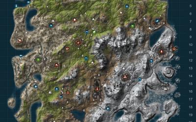 Nouvelle MAP pour le wipe du 1/7/2021